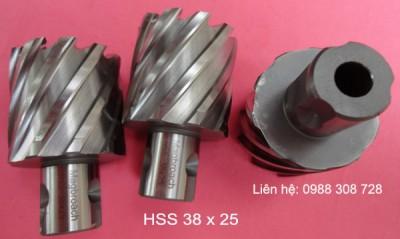 HSS phi 38mm